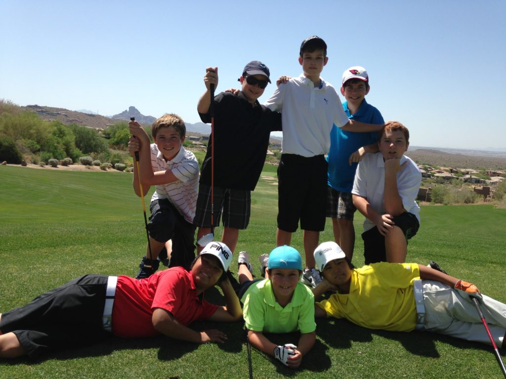 Junior Golfer Program